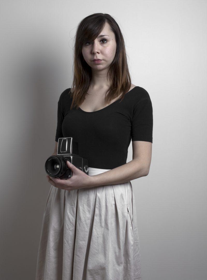 Portrait of Olivia Johnston. Photo Credit Emily Kennel.