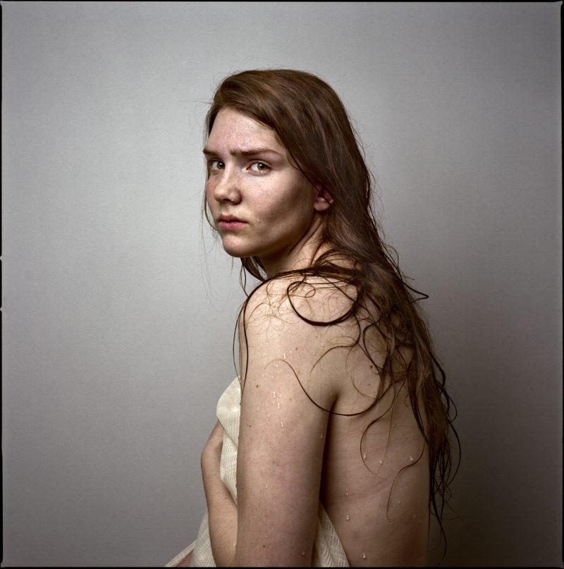Susanna (Katelin), Bible series, photograph, 16 x 20 inches, 2013