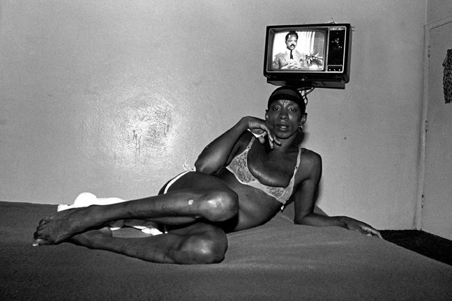 Missy, LOWLIFE Series, Silver Gelatin Photograph, 11 x 14 inches, Edition 1/10, Printed in 2012, US$1500