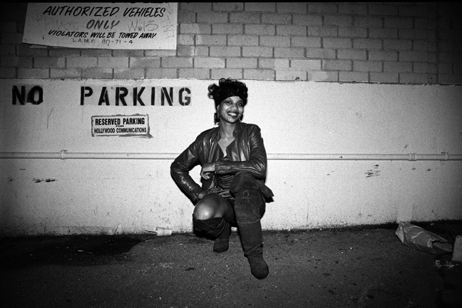 No Parking, LOWLIFE Series, Silver Gelatin Photograph, 11 x 14 inches, Edition 1/10, Printed in 2012, US$1500