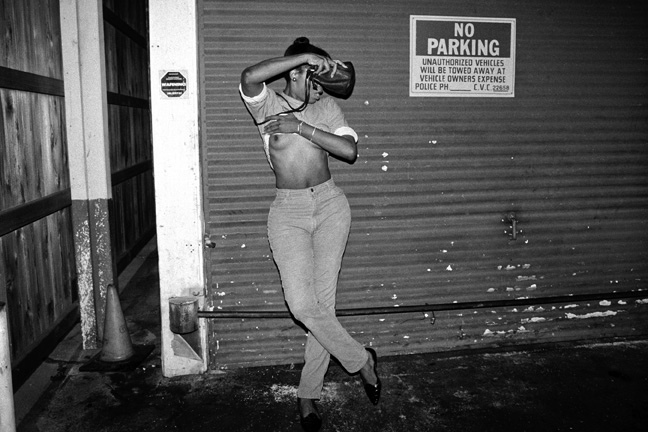 Long Beach, LOWLIFE Series, Silver Gelatin Photograph, 11 x 14 inches, Edition 1/10, Printed in 2012, US$1500