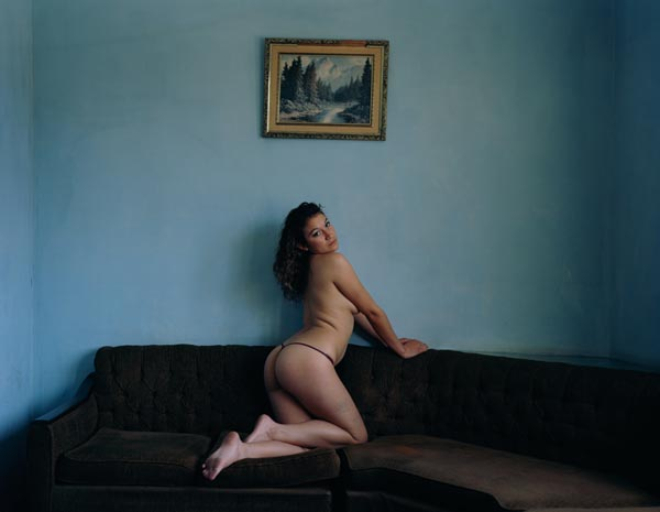 Karla, Photograph, 14 x 11 inches, 2010, $600