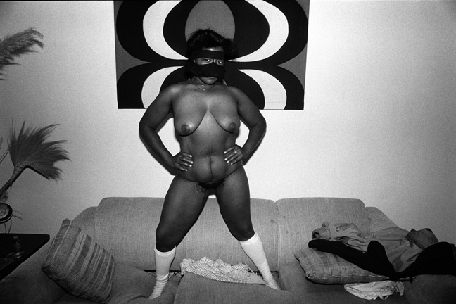 Tata, LOWLIFE Series, Silver Gelatin Photograph, 11 x 14 inches, Edition 1/25, Printed in 2012, $600