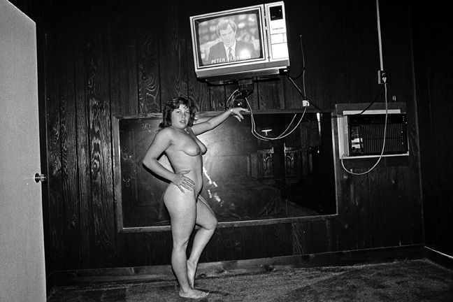 Peter Jennings, LOWLIFE Series, Silver Gelatin Photograph, 11 x 14 inches, Edition 1/25, Printed in 2012, $600