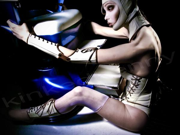 Nina Arsenault photographed by Inked Kenny
