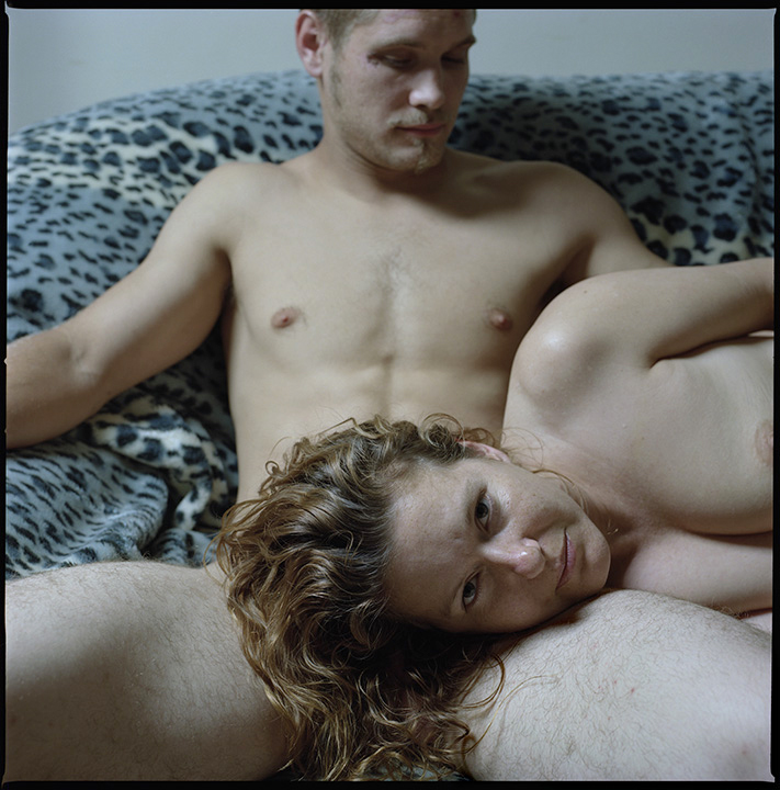 Tony Fouhse, Erik & April, Photograph, 16 x 16 inches, 2009, Open Edition.