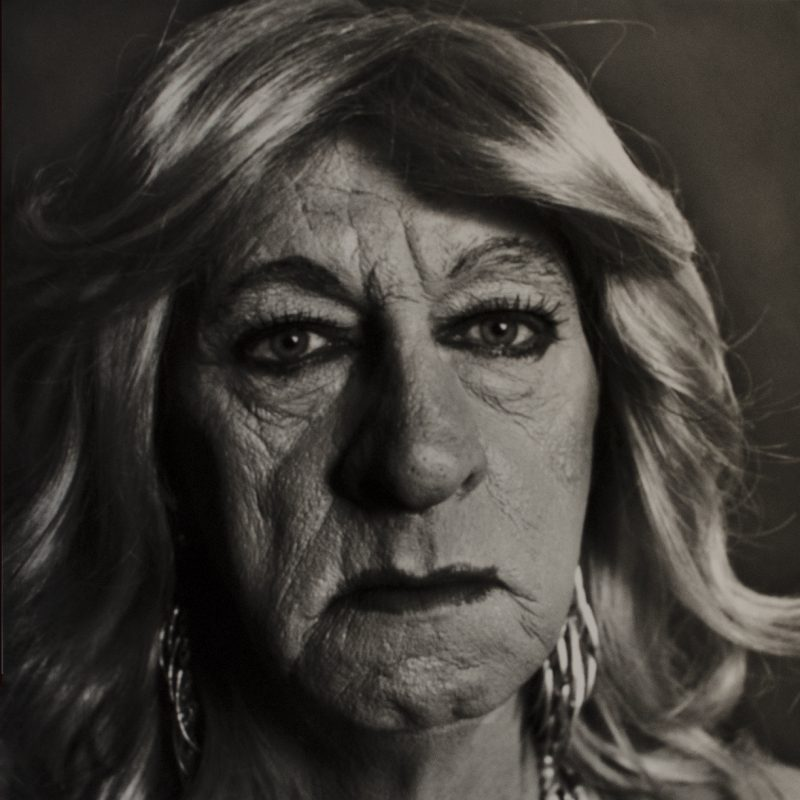 Lynne Anderson (Ottawa, Canada), Kelly, Trans Series, Inkjet Print, signed, 24 x 24 inches, 2007, $250 unframed