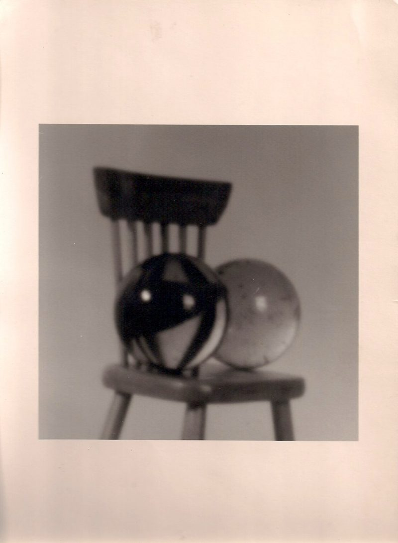 Melinda Mollineaux (Ottawa), Silver Gelatin Photograph, Signed on the back, Dated 1998, $65
