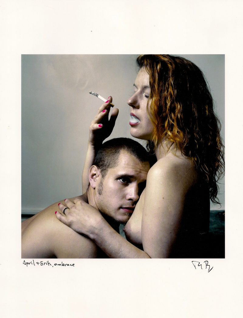 Tony Fouhse, Erik & April, Photograph, 2009, Open Edition, Available in 8 x 10 inches, signed, unframed. $100.