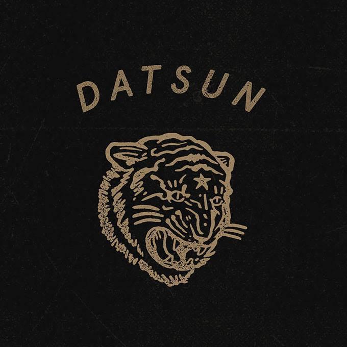Datsun logo.