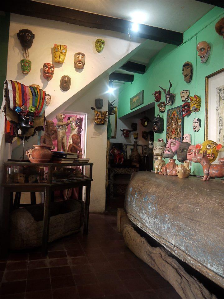 Galeria Olinala, Puerto Vallarta, Mexico.