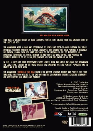 FILM SCREENING / Thursday, February 18 at 8PM / The Highwaymen: Legends of the Road, Jack Hambrick (Fort Lauderdale, FL), 2008, 56 min., in English / en anglais / https://thefloridahighwaymen.com