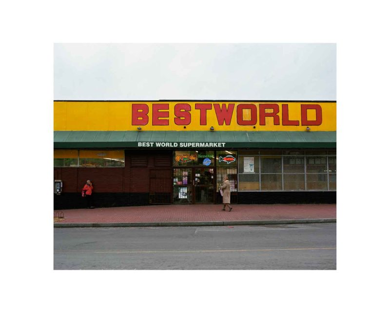 Head down the Mt. Pleasant and  Lamont Street and take a picture of the supermarket Bestway. The one where all the hispanics go to shop...get the pic of this supermarket from across the street. (Pairing twelve, 1 of 2)