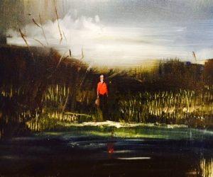 Michael Harrington Original Painting
