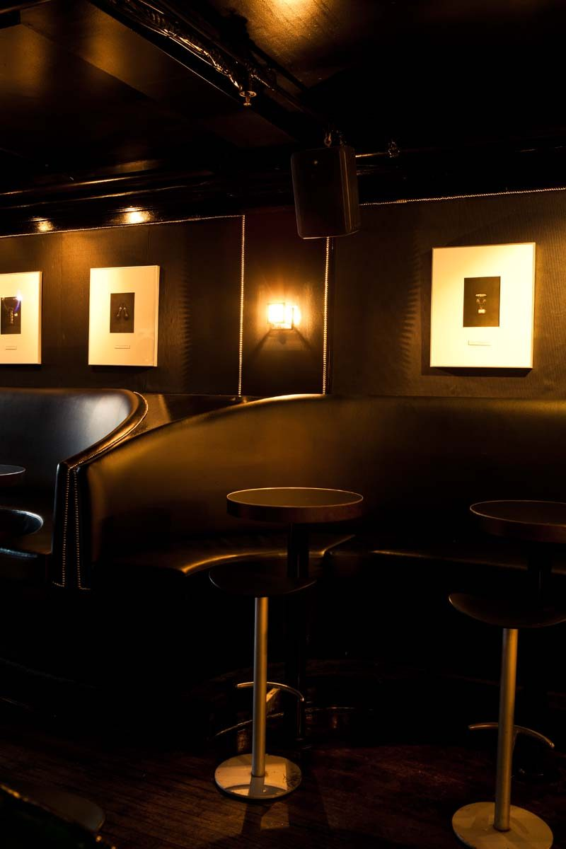 Design Concept: Overkill Bar, Ottawa, Canada, 2013. Photographs by João Canziani, New York, USA.