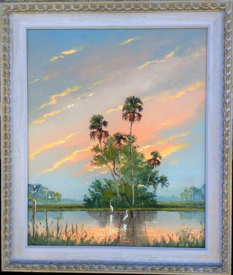 Sam Newton (Born 1948), On Loan: San Salvador, El Salvador, United States Ambassador Ms. Jean Manes, for the Ambassador's residence. Welmoed Laanstra, Curator of Cultural Programs, Art in Embassies U.S. Department of State.