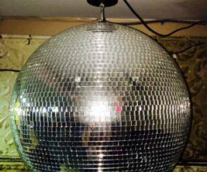 Hetero/Disco Ball with Motor