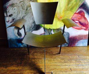 Durocher & Pratt Original Steel Chair