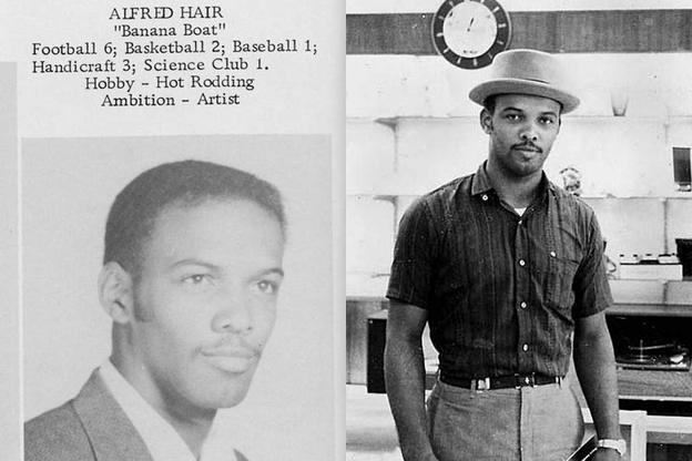 Alfred Hair (1941-1970)