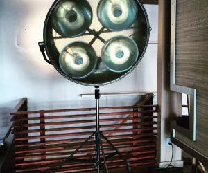 Vintage Authentic Surgery Light
