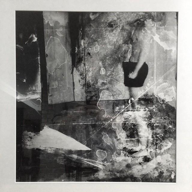 Michal Opalski (Victoria, BC), Untitled, Silver Gelatin Print, 27 x 24.5 inches, $600 framed.