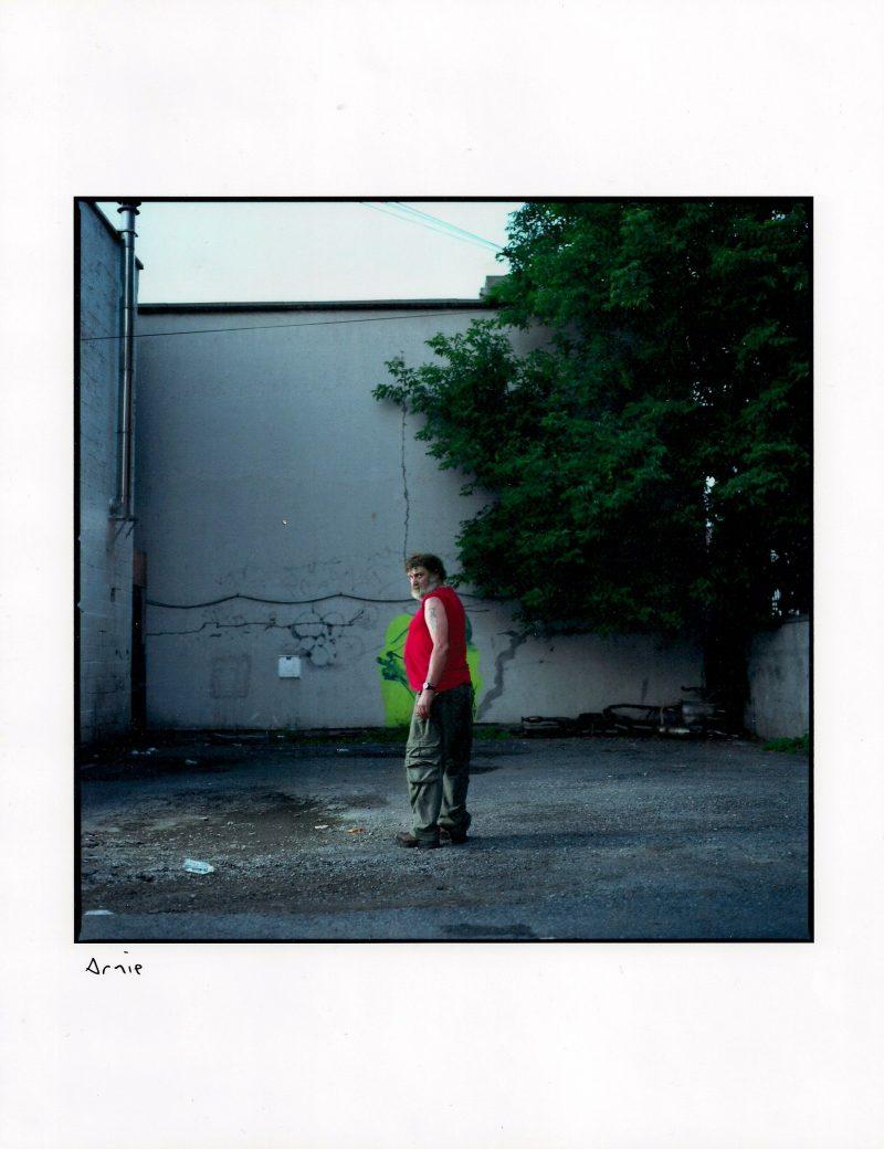 Tony Fouhse (Ottawa, Canada), 'Arnie', User Series, Digital Photograph, 8 x 10 inches, unsigned, $85.
