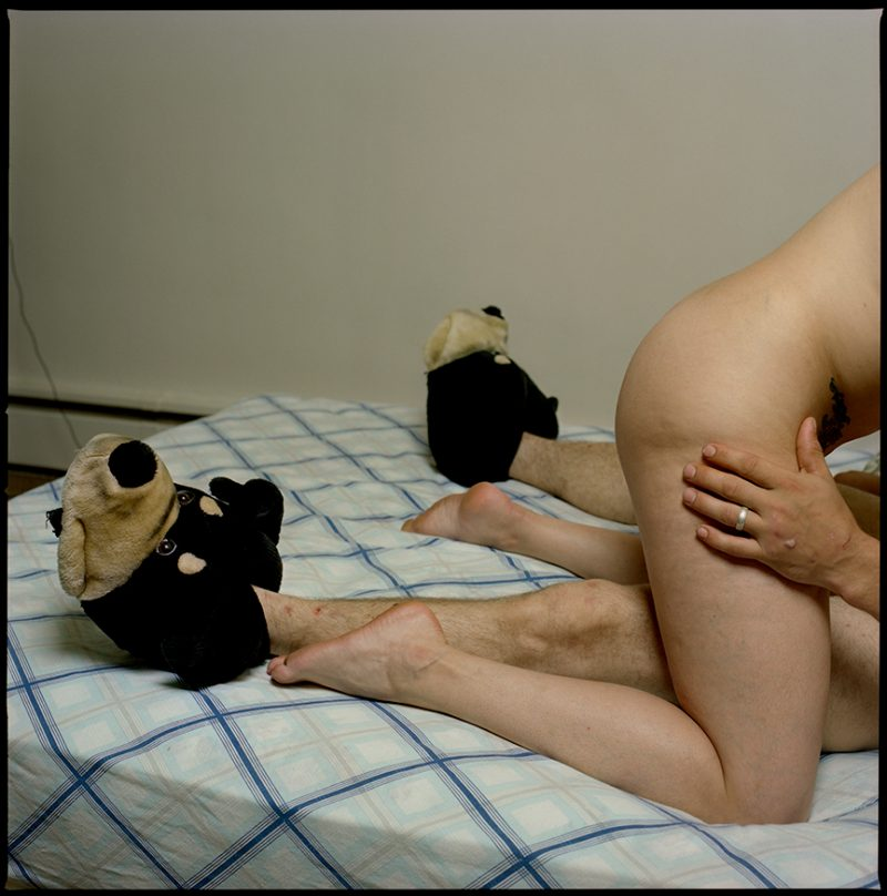 Tony Fouhse (Ottawa, Canada), 'Erik & April' Series, 2009, Photograph, 16 x 16 inches, Open Edition, $400.