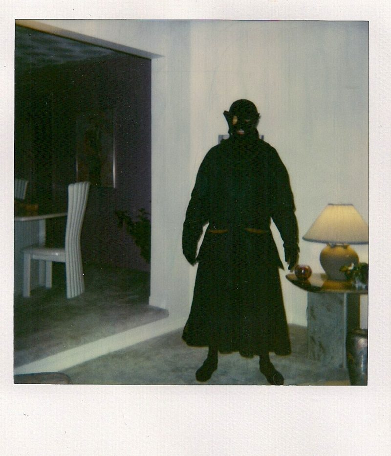 Original Polaroid, Photograph by Devin Elijah (New York, USA), 'Unknown Subject', 4 x 4 inches, $250.
