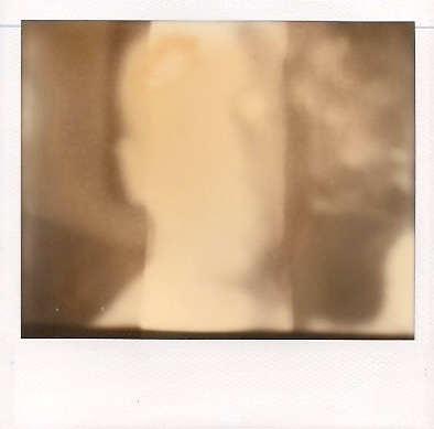 Devin Elijah (New York, USA), 'Spirits', Self -Portrait, Original Polaroid, 2012, 4 x 4 inches, Signed and dated on back, $50.