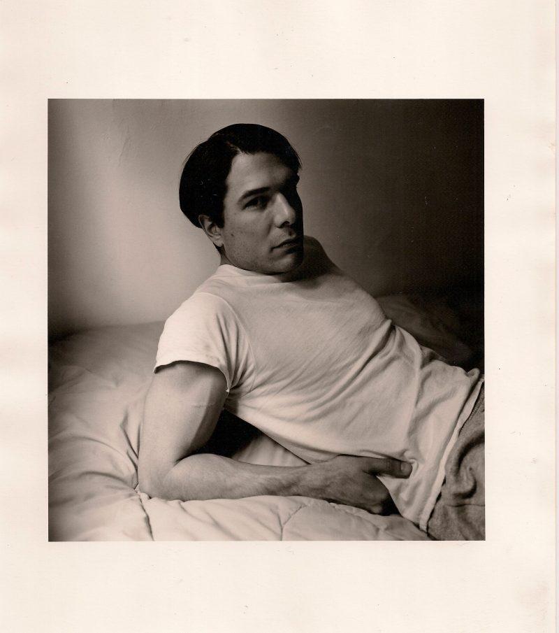 D. C. (New York City), Man & Arm, 1992, Original Silver Gelatin Photograph, 8 x 10 inches, $250.