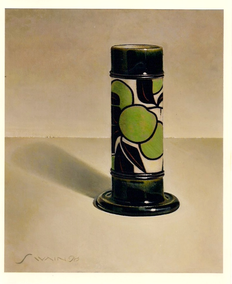 Photograph of a Original Painting by John Swain, 1998, (Ottawa, Canada), 8 x 10 inches, $45.