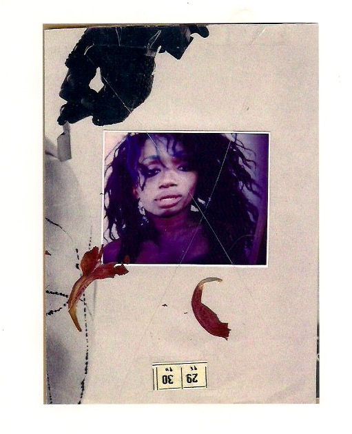 Unknown Artist, Photograph of Collage, 1990's, New York City, 8.5 x 11 inches, $45.