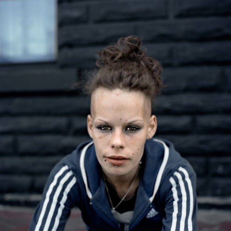 Tony Fouhse, Alexandra, 'User' Series, 2011, A/P Photograph, 17 x 25 inches, Signed & Dated on lower right side of print, $800.