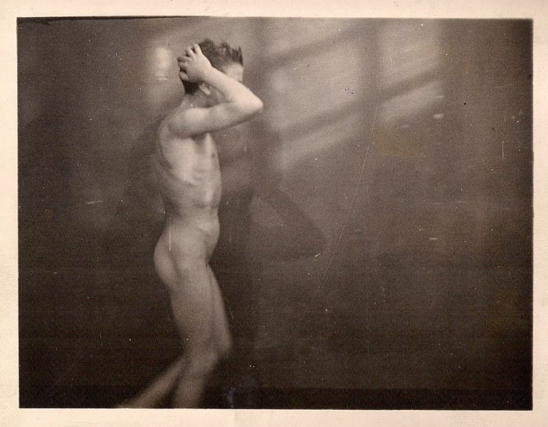 Digital Photograph. 'Shoe Shine 1947', Unknown Photographer, Measures 4 x 5 inches with borders,  Printed on 8x10 inches mat  paper. $45
