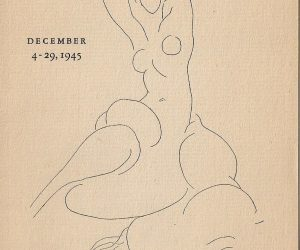 Catalogue Contemporary Prints 1945
