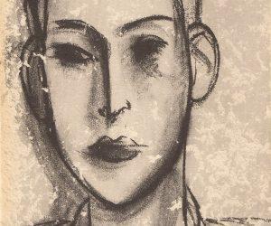 Catalogue 'Ten Portrait Drawings of Paul Matisse'