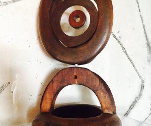 """Top Hat Pendulum"" Sculpture, Arthur Price 1970's"