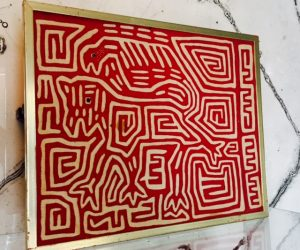 1970's Textile Artifact