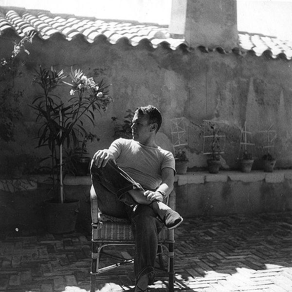 'La Tasse de Jerome', Jerome Hill, American (1905 - 1972)