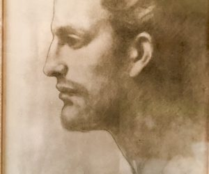 Gardner Portrait Drawing