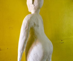 Outsider Sculpture by JP DANYS