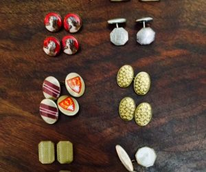 Collection of Vintage Cufflinks