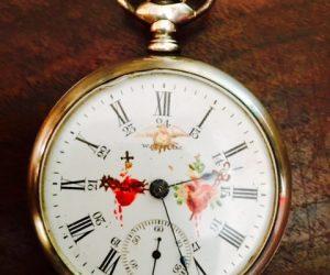 Antique Pocket Watch 1900's