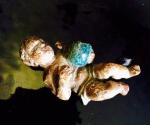 Antique Religious Baby Jesus