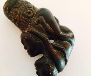 Aboriginal Erotic Sculpture