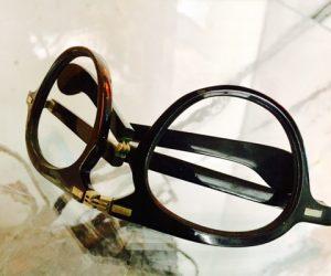 Vintage Unusual Folding Glasses