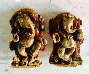 Tibetan Ganesh Figurines Thailand