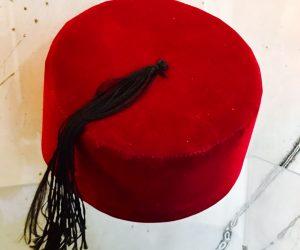 Authentic Moroccan Fez Hat