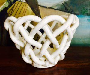 Unique Unusual Ceramic Vase
