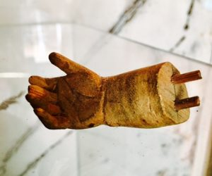 Antique Religious God's Hand